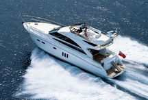 Princess 54 - Yacht Charter Mumbai / Go on yacht charter in Mumbai on this luxurious 3 bedroom yacht with your friends and family