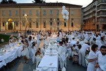 Cena in Bianco: magia di una cena a lume di candela 2 Luglio Monza