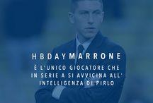 "HBD Luca Marrone / Ecco la nostra ""gallery"" dedicata all'ex campion uno bianconero Luca Marrone!"
