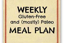 GF Meal Plans