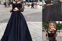 Future dresses