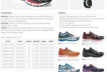 Running Shoes / Running shoe love