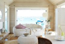 Coastal  Style Ideas / Ideas and inspiration for coastal style home decorating