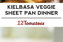 Pan dinners