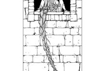 Fairy Tales coloring pages / All our fairy tales coloring pages. See more --> http://www.coloring-pages-adults.com/fairy-tales/