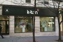 #K-tuin #Madrid (Orense, 52) / En #Madrid, y situada en la calle Orense, encontrarás la tienda #Apple #K-Tuin con el equipo más #profesional y que más conoce todo lo relacionado con todos los productos #Apple.