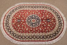 Oval Persian Rugs | Oval Persian Carpets / Sample of our collection of our oval Persian rugs. To see all of our oval Persian carpets, feel free to check out http://www.mprugs.com or keep coming back...