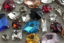 Wholesalerhine / uy #wholesaleRhine #stones with different color and shape on reasonable price.