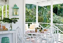 Beach Cottage Coastal Outdoors / by A Beach Cottage