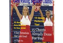 Cheerleading Books and Downloads / Great Cheerleading Information via books, downloads and worksheets.  Check out this board and CheerleadingInfoCenter.com for tons of info to help you today!