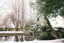 Winter Snow at Cotes Mill