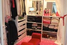 Closet decoration / by Naomi Faith