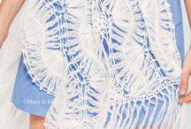 Hand-made_Hairpin crochet
