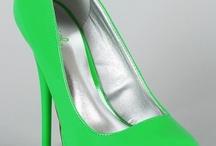 Shoe Obsession  / by Johanna Morrison