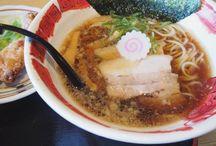 Noodle:麺類