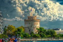 Thessaloniki - Θεσσαλονίκη / How I See My City Through New Eyes...