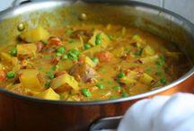 Recipes - to go with Rice/Quinoa