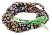My Paper Beads / paper beads, ideas, products