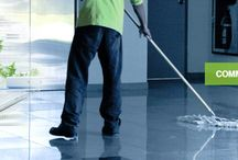 Cleaning & Janitorial Services / janitorial services are services related to the cleaning and maintenance of offices and commercial buildings.
