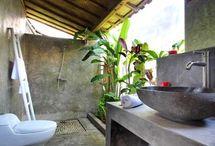 Restroom - Open Air
