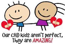 I am a CHD Mom / by Donna Rodriguez