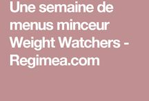 Régime watt watcher
