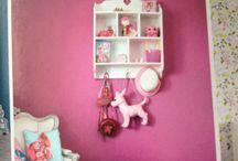 Slaapkamer Sophia/rosa