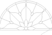 STAINED GLASS PATTERNS / FREE PATTERNS
