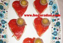 Recetas para San Valentín / Recetas para San Valentín