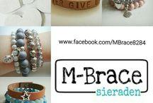 M-Brace sieraden