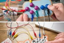 Makey makey & Raspberry Pi projects