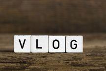 Vloggen / Vlogs / VlogWise / bord over Vloggen, Vlogs en VlogWise