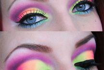 Makeup / by Chloe Bowman