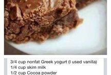 Healthier eating / by Nancy Winebrenner