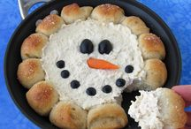 Hanukkah and Winter Party Food