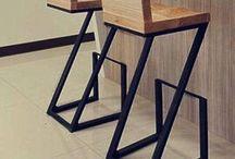 Bar stoličky