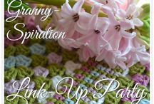 Granny-Spiration Link-Up Party
