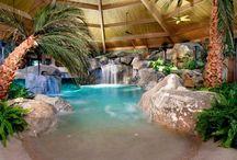 Dream Home - Indoor pool