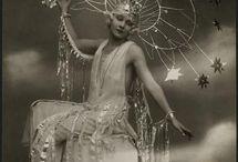 Way Out West - Vaudeville Grotesque Burlesque / Costumes