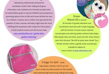Motherhood Gift Ideas to Nurture and Inspire / Products we Love as seen in Empowering Birth Magazine