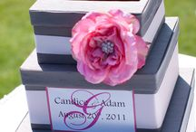 Wedding card Box / by Pame