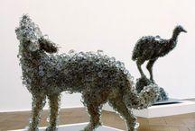 Sculpture / Inspiring sculpture