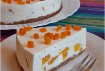 Sütés nélküli sütemények / Sütik sütés nélkül