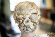 Hairstyles  / by Angela Mae Cheetham