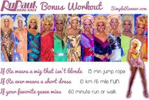 Workouts / Simple at-home workouts :)