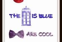 doctor Who crafts I wanna do!