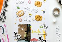 Fawntastic Scrapbook Pages