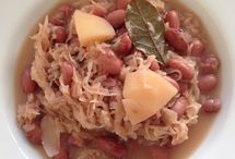 TRADITIONAL SLOVENIAN SOUPS, STEWS / HOMEMADE SLOVENIAN FOOD