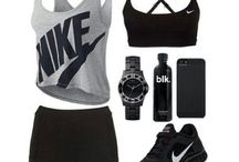 Outfit for running
