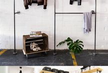 Industrial Loft Ideas